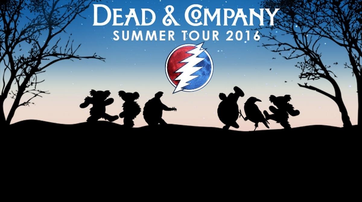 Grateful Dead Tour Dates