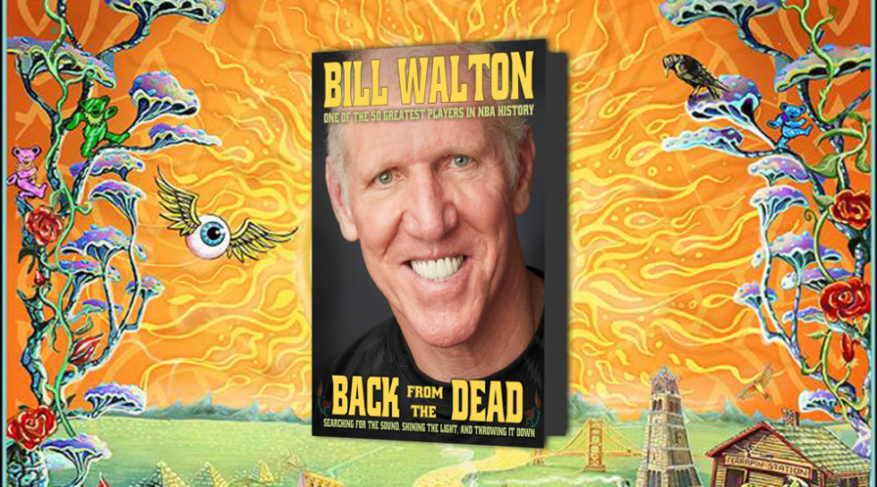 Contest Win A Signed Copy Of Bill Walton S Back From The border=