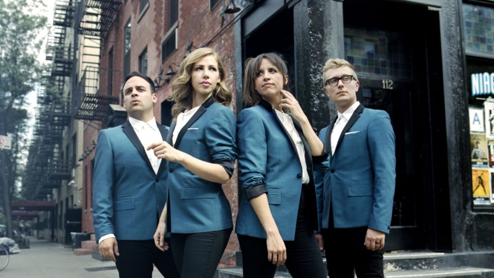 Lake Street Dive and Mikaela Davis