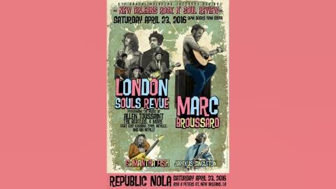 London Souls Revue