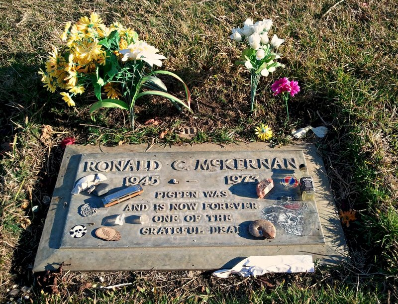 Remembering Ron Mckernan Pigpen Era Live Grateful Dead Spotify Playlist