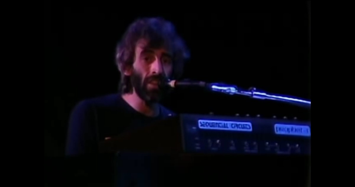 Remembering Richard Manuel With The Band In 1983