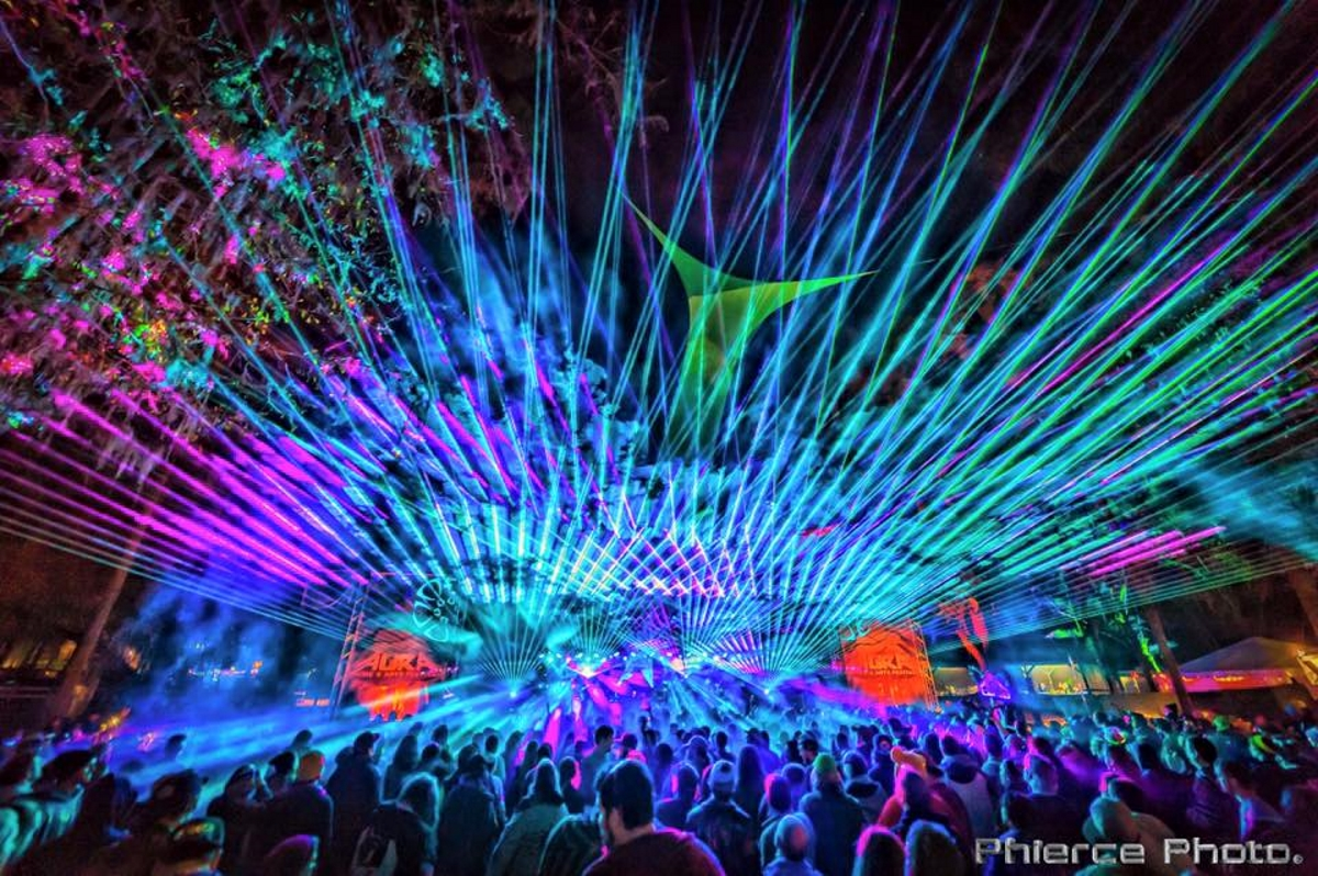 The Disco Biscuits Cover Grateful Dead & Welcome Guests At AURA