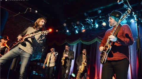 Review & Photos | Soulive & Chris Robinson | Brooklyn