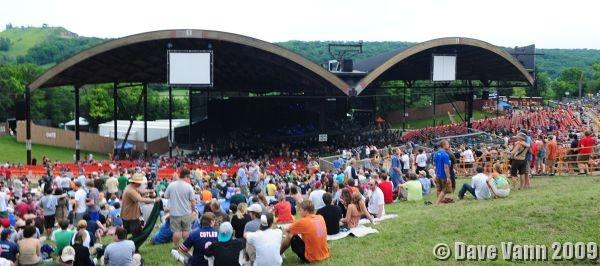 Wisconsin's Alpine Valley Music Theatre Listed For Sale