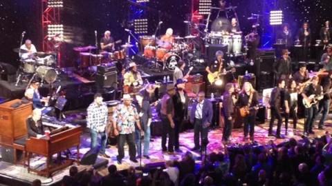 Gregg Allman Honored At Atlanta Tribute Concert