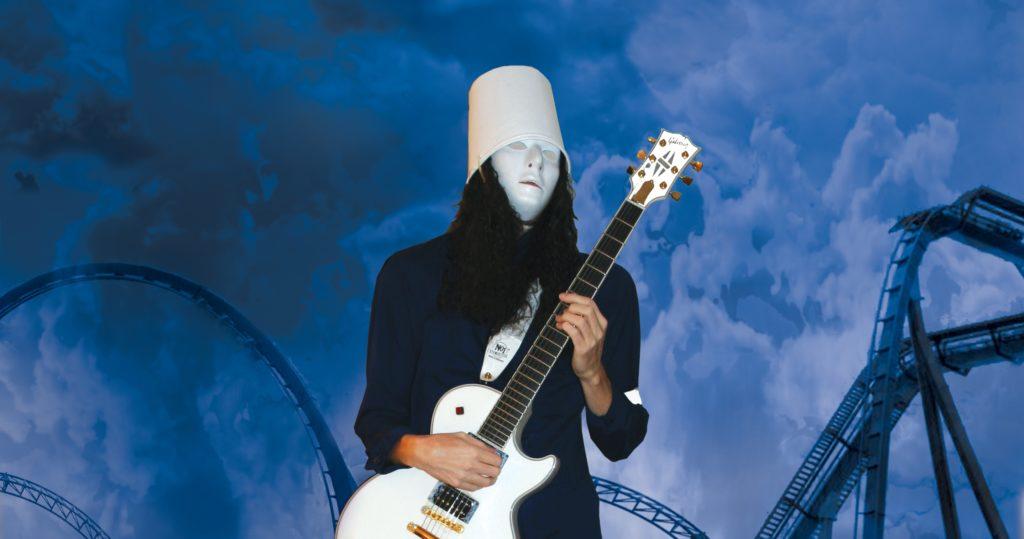 Bucket Head Tour Dates
