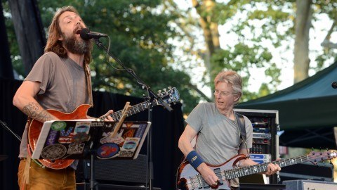 Chris Robinson Phil Lesh