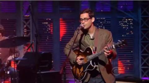 DVR Rewind | White Denim Performs Pretty Green On Letterman
