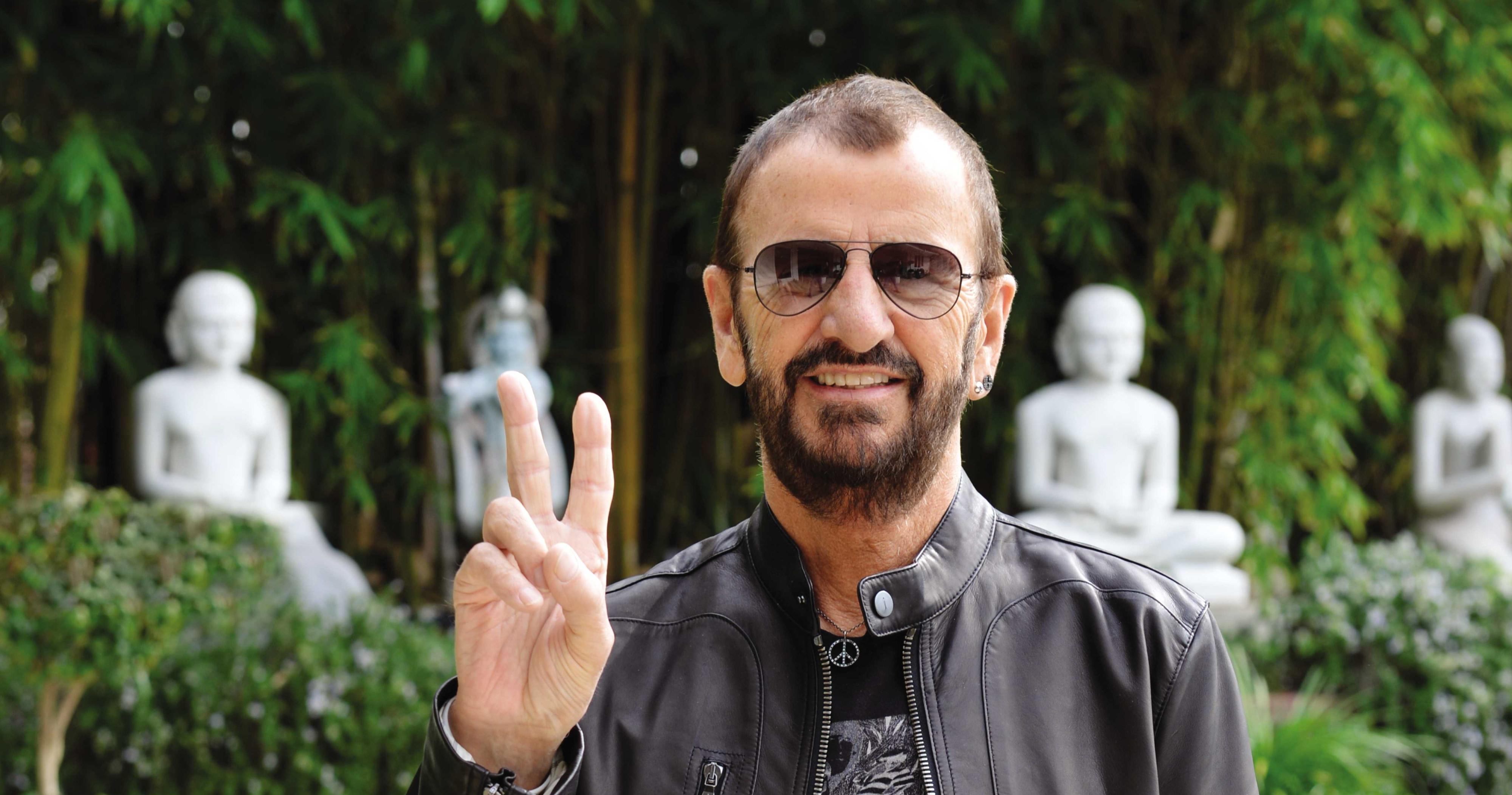 Ringo Starr Cancels North Carolina Concert