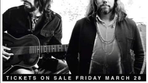 Tour Dates | Rich Robinson Band & Jackie Greene Band