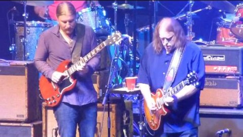 Setlist And Videos | Allman Brothers Band Chicago Theatre Finale