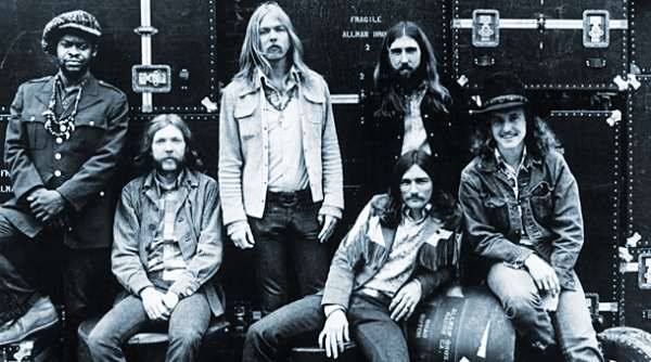 The Allman Brothers Band Formed In 1969 And Went On Despite The Losses Of Duane Allman And Berry Oakley Until  The Group Re Formed