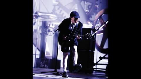 Happy 60th Birthday Angus Young | Live AC/DC Treasure Trove