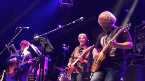 Phil Lesh And Friends Cover Skynyrd At Capitol Theatre