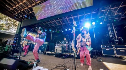 The JamBase List | Top Video Moments From Aura 2014