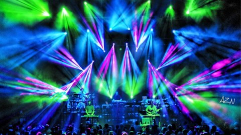 Umphrey's McGee And STS9 Conclude Cruel Summer Tour In Virginia