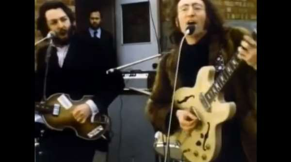 Full Show Friday Beatles Rooftop Concert 46 Years Later