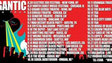 Tour Dates | Big Gigantic Announces Sky High Tour