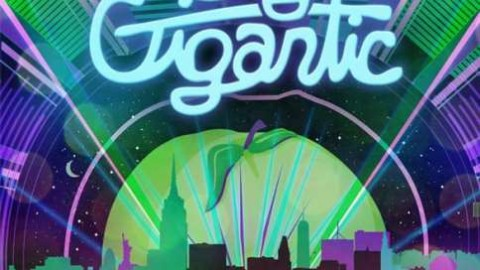 Big Gigantic New Year's Eve In New York City
