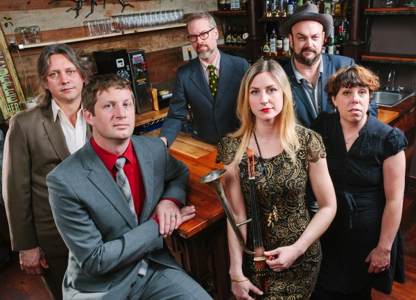 Cover Alert | Black Prairie Offers Roots Spin On Rush
