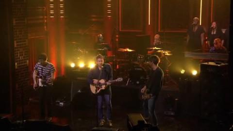 DVR Rewind   Blur On The Tonight Show