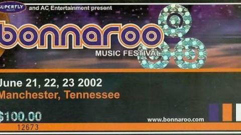 Throwback | Widespread Panic & Steve Winwood At Bonnaroo