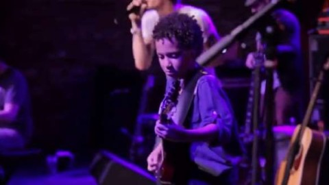 Pro-Shot Video   Revivalists And Guitar Prodigy's Whipping Post