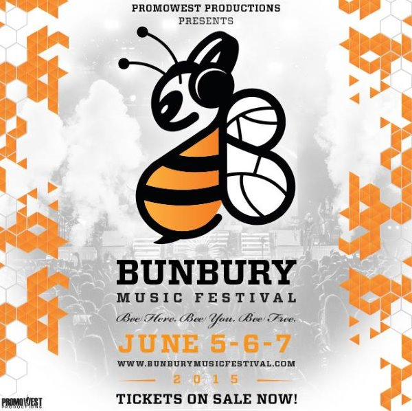 Bunbury Music Festival 2015 Lineup Announcement