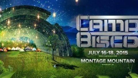 Camp Bisco 2015 Lineup Announcement