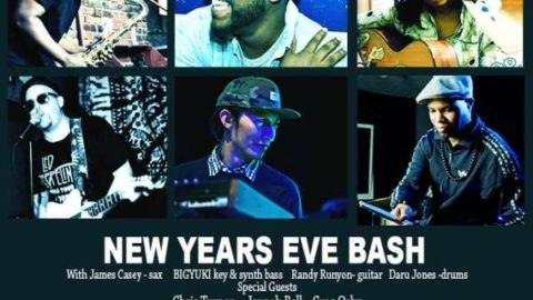 James Casey To Host Late Night New Year's Eve Party