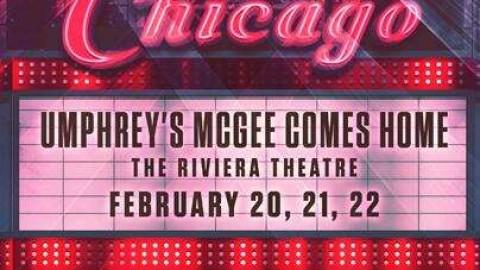 Tour Dates | Umphrey's McGee West Coast And Chicago Dates