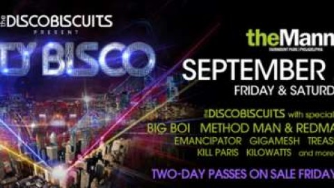 City Bisco Initial Lineup Revealed