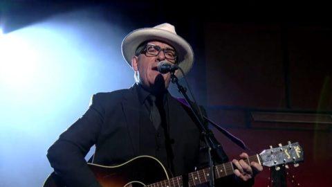 DVR Rewind   Elvis Costello On Letterman