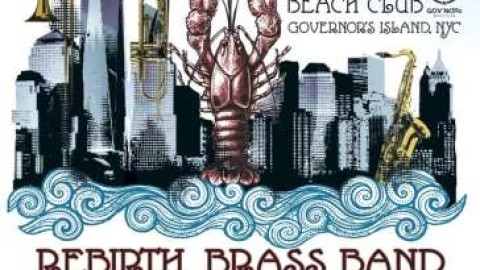 NolaFunk Crawfish & Music Fest On Governor's Island