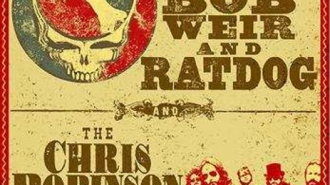 Bob Weir And RatDog To Team With Chris Robinson Brotherhood