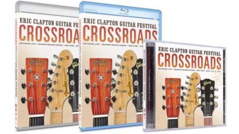Eric Clapton Crossroads Festival 2013 Due For November Release