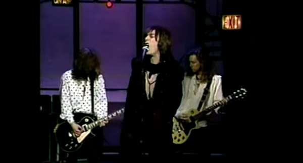 Letterman Music Files | Black Crowes Through The Years