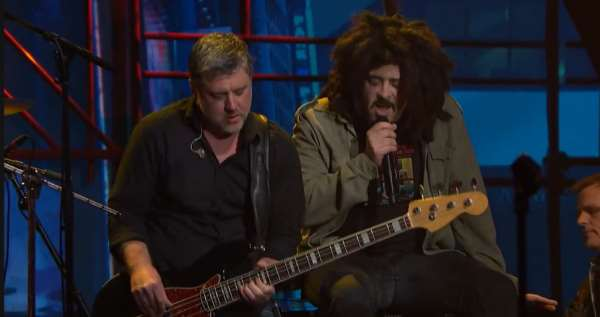 DVR Rewind | Counting Crows On Seth Meyers