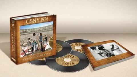 CSNY 1974 Box Set Listing Appears On Amazon