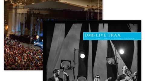 Dave Matthews Band Live Trax 32 | Berkeley 2014