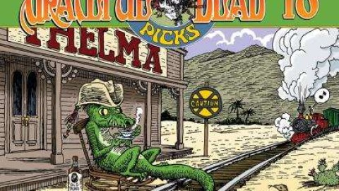 Grateful Dead Dave's Picks Volume 10 | Thelma 1969