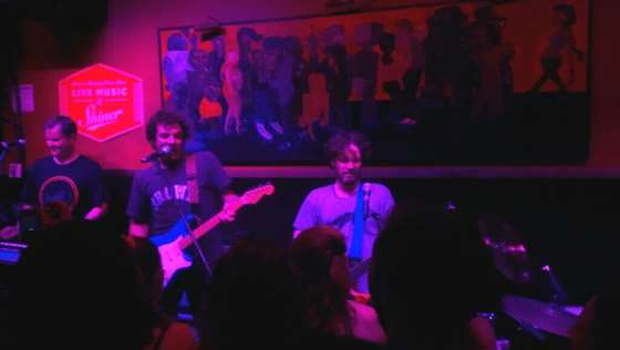 Dean Ween Plays Whole Show With Ween Cover Band The Pod