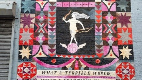 Decemberists Announce New Album In Particularly Cool Fashion