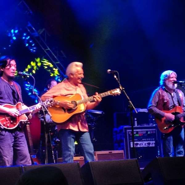DelFest | String Cheese Welcomes Del McCoury