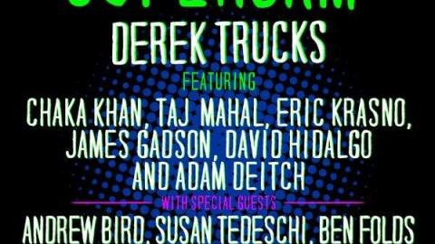 Bonnaroo Announces Derek Trucks SuperJam