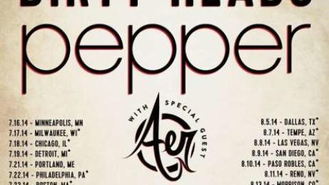 Tour Dates | Dirty Heads & Pepper Summer Tour