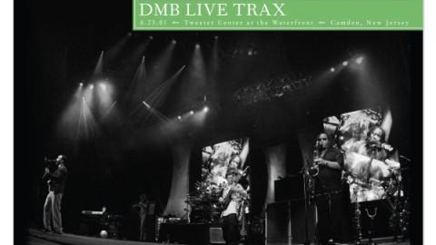 Dave Matthews Band Live Trax 31 | Camden 2001