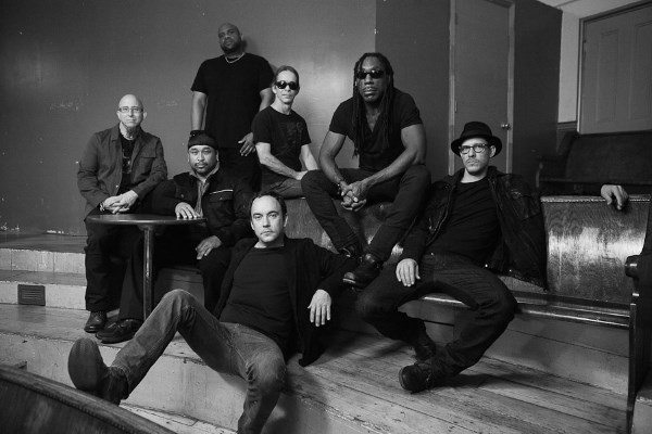 Dave Matthews Band Debuts Song On Letterman Webcast
