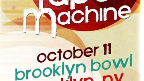 Digital Tape Machine Heads East In October